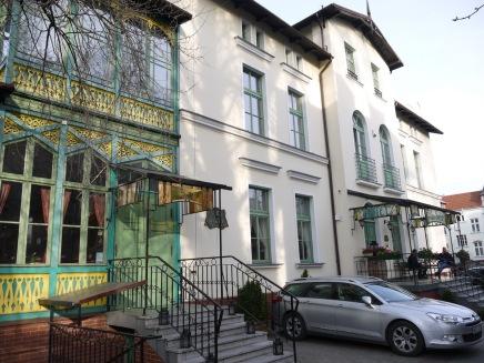 Hôtel Villa Sedan