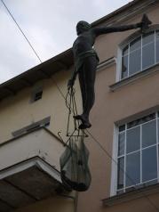 Cenytre ville de Sopot