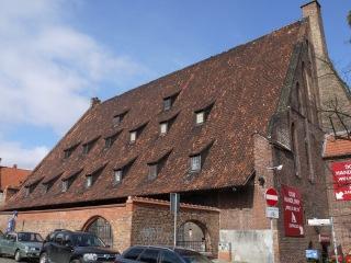 le Grand Moulin (Weilkie Mlyny)
