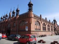 Rues de Gdansk