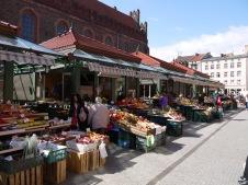 Un petit marché