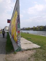 Berlin le mur