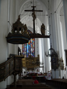 église Notre-Dame (Bazylika Mariacka ou NMP)