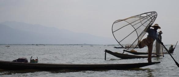 Les pécheurs du Lac Inle