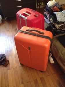 Les valises (grosses :0)