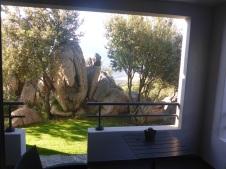 Notre chambre, sa terrasse et son jardin privatif !