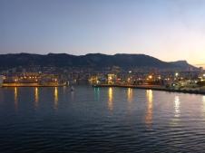 Arrivée à Toulon