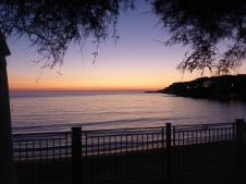 La plage de Port-Issol