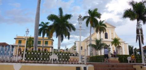 Trinidad la place