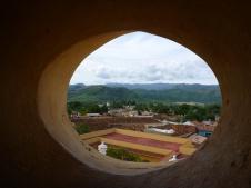La vue de Trinidad