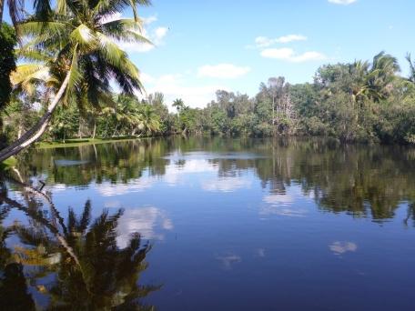 Gouama depart pour son lac