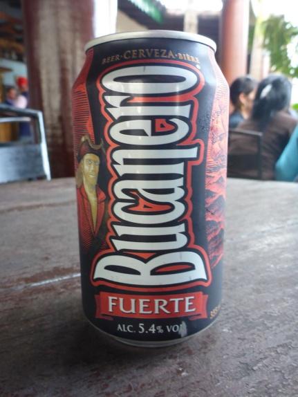 Bière Bucanero
