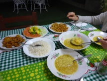Soupe et légumes