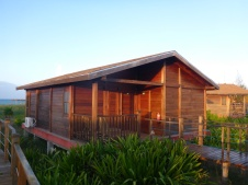 Les bungalows