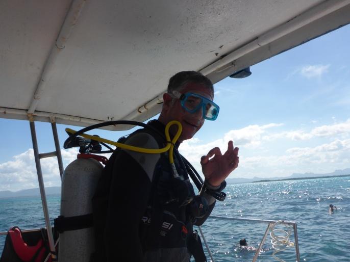 Le plongeur ;o)