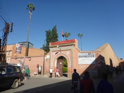 Palais de la Badi