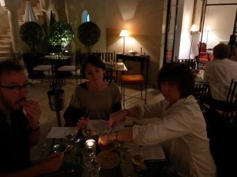 restaurant Villa Flore