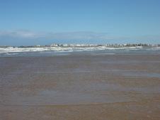 Essaouira au loin