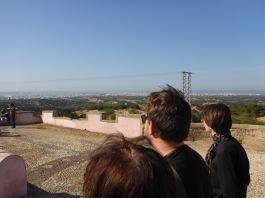 Point de vue sur Essaouira
