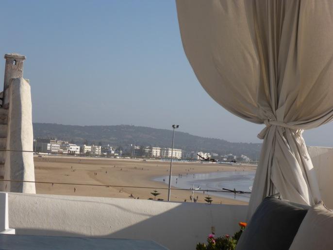 Dar Loussia vue panoramique