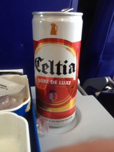 La Celtia verso