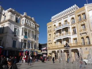 Place de Bab El Bahr