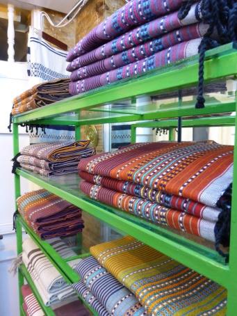 Le magasin de Futas