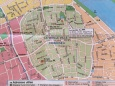 Carte Shanghai Vieille ville