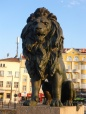 L'emblème de la Bulgarie