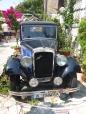 Fiat 509 la même que celle de Gaston Lagaffe de Franquin