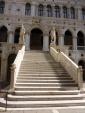 Le palais des Doges : l'Escalier des Géants