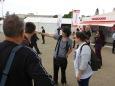 Fibda 2015 Roland, Nawel Louerrad et Sandrine