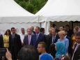 Fibda inauguration en présence du Ministre de la Culture