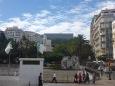 Alger vue du quartier de la Poste vers les hauteurs