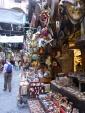 Via San Gregorio Armeno, dite rue des crèches , Naples