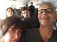 Dans l'avion en famille #valpatmathlou