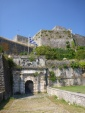 Corfu Nouvelle Forteresse