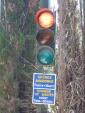 Corfu Les feux de circulation