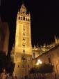 Le minaret, non le clocher :o) de la cathédrale !