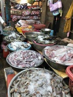 Cours de cuisine à Siem Reap