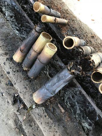Riz bambou