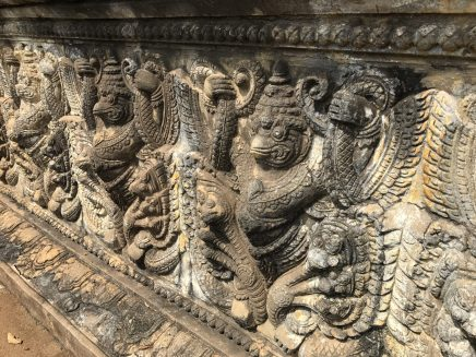 cité royale d'Oudong