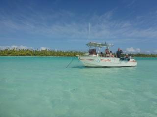 Le lagon sud