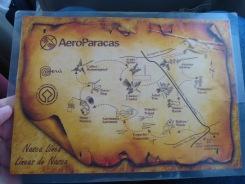 Carte des géoglyphes de Nazca