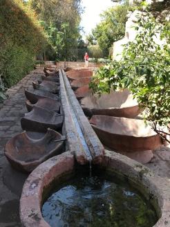Santa Catalina : le lavoir