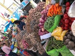 Arequipa : Le marché San Camilo
