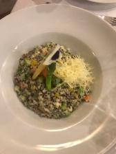 Restaurant Dimas : sopa de tres quinuas