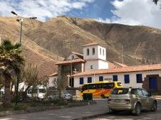 l'église de Andahuaylillas
