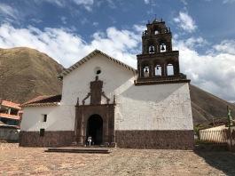 Eglise de Huaro