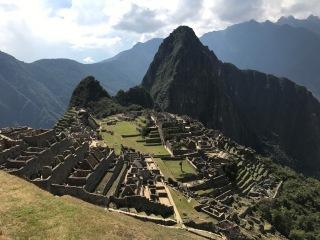 Le site du Machu Picchu et du Wayana Picchu